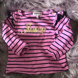 Juicy Couture infant top